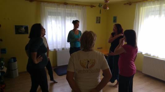 Női tánc Csillával